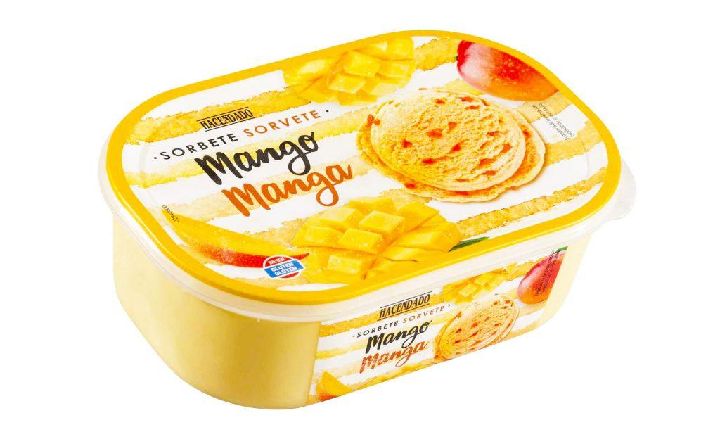 mercadona novedades verano helado sorbete de mango